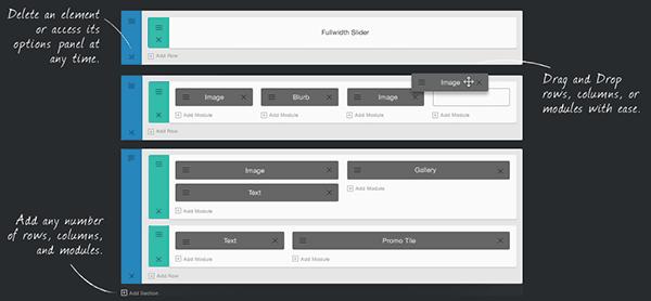 divi-page-builder - WordPress Landing Pages
