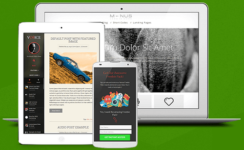 thrive-themes-page converts visitors into customers with its well made templates and squeeze pages.