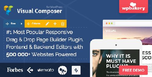 Visual Composer-page-builder - WordPress Landing Pages Builder