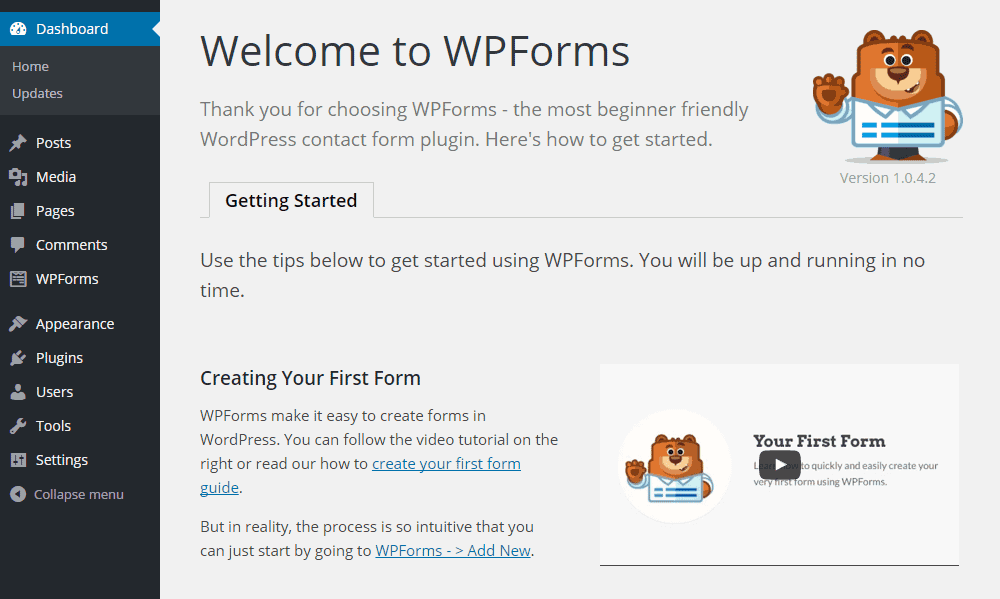 WPForms-Review - WordPress Form Builder