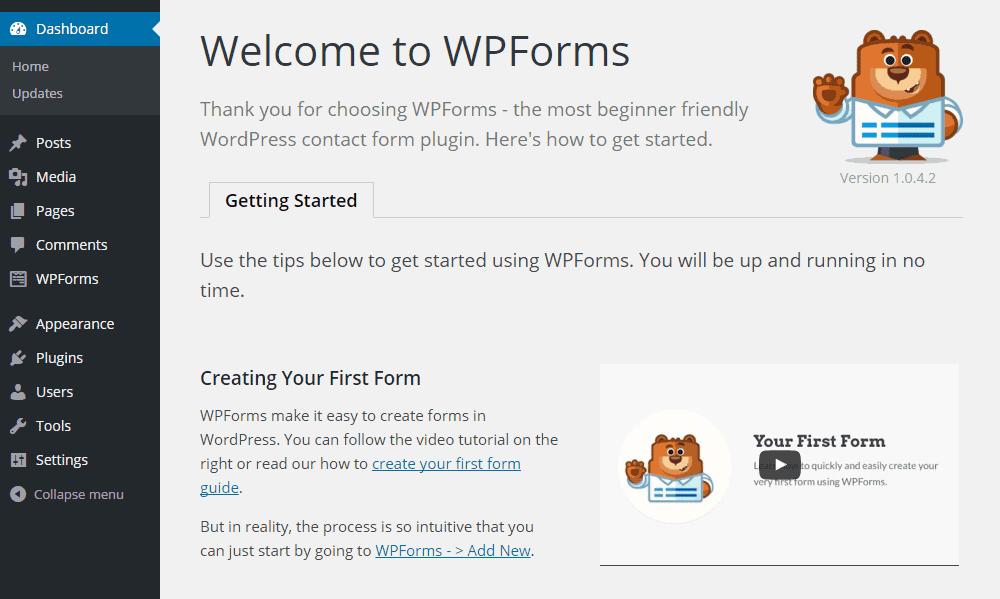 WPForms-Review - WordPress Form Builder