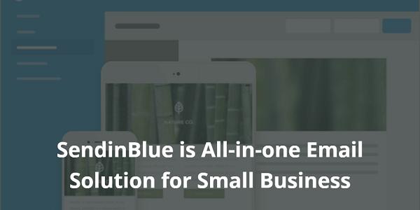 SendinBlue Review - Digital Agency Tool
