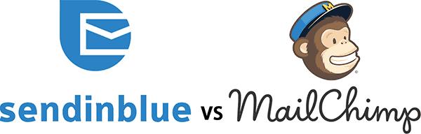 SendinBlue vs Mailchimp - email marketing platform
