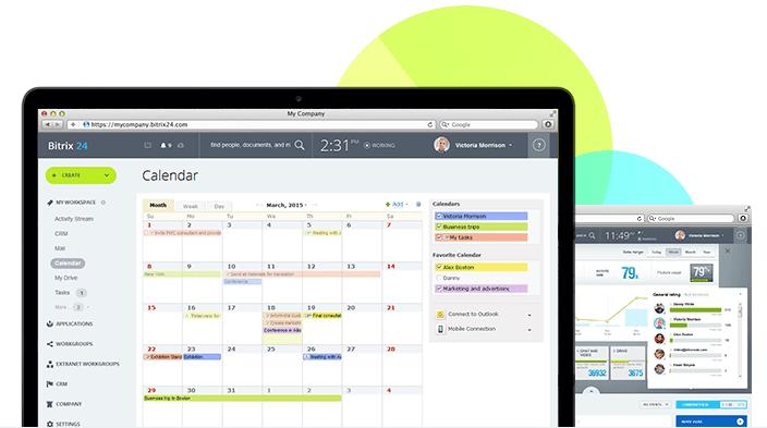 Bitrix24 alternatives-calendars - alternatives