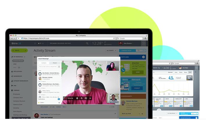 Bitrix24 alternatives: Chats and Video Calls - alternatives