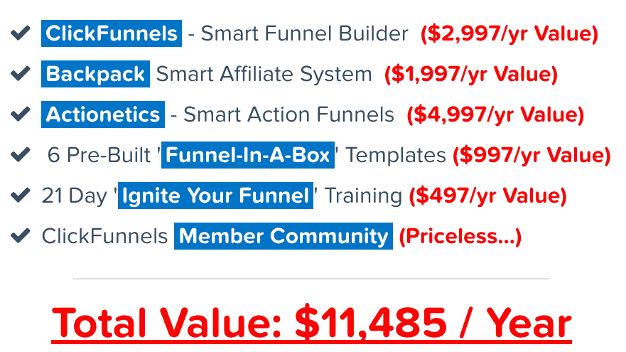 clickfunnels review-pricing - funnels membership - templates clickfunnels