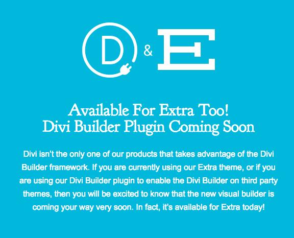 Divi-builder-plugin Divi 3.1 Review