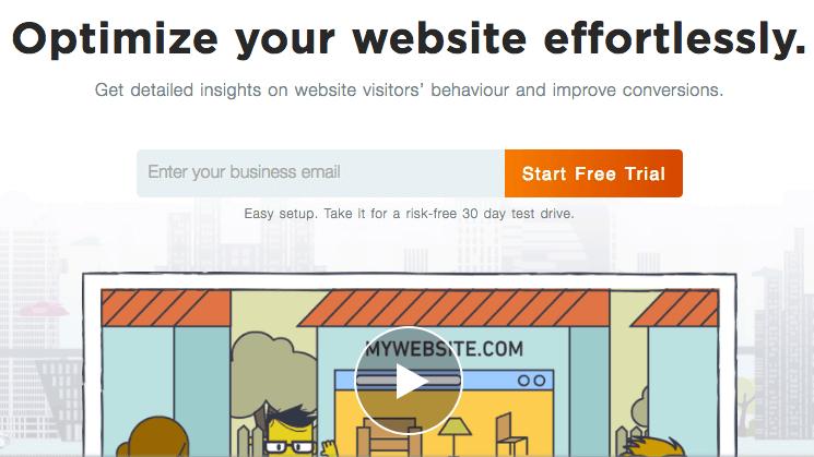 Freshmarketer-overview Website conversion optimization software