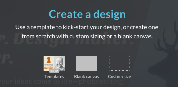 picmonkey-create design best canva alternatives