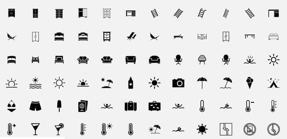 Social Media Graphics Design with Standard Fonts