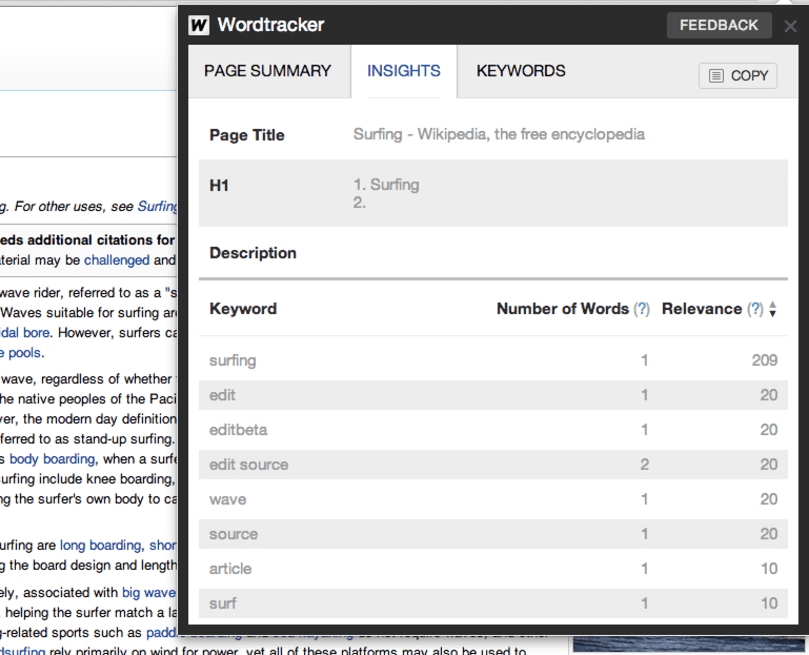 wordtracker-and-scout
