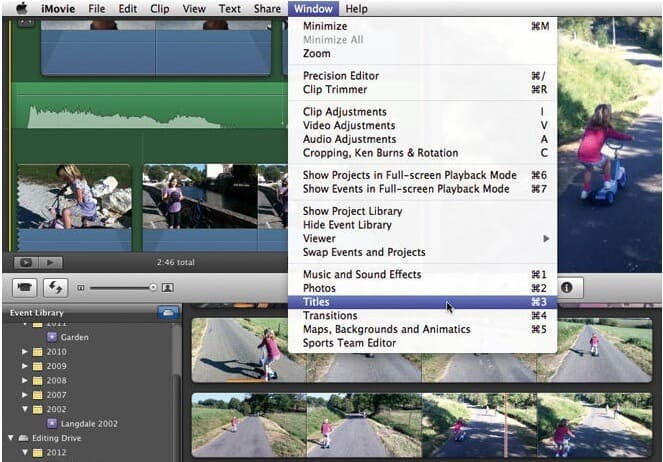 2 professional imovie alternative you should use in 2018 imovie keyboard shortcuts imovie alternative ccuart Images