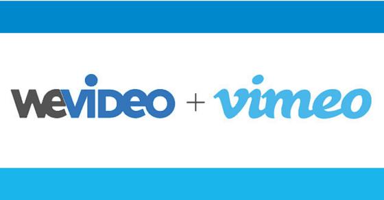 wevide integration with vimeo - software like iMovie