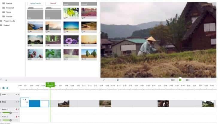 Wevideo voiceover - iMovie Alternative