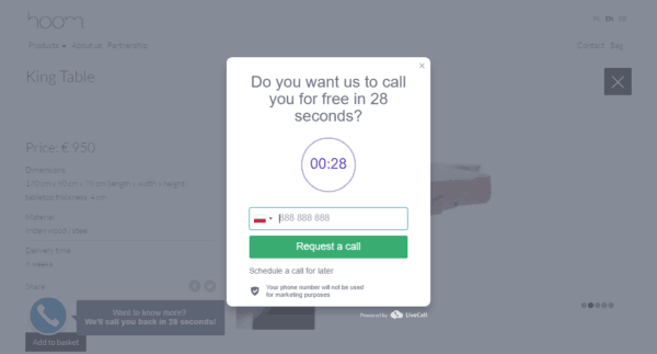 calllive and СallPage Review