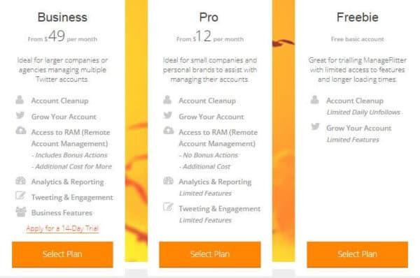 digital agency social-media-management-tool-manageflitter-pricing