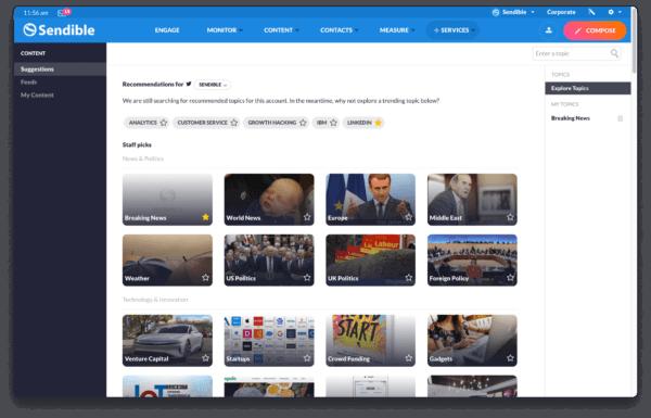marketing agency social media management tool sendible-customers