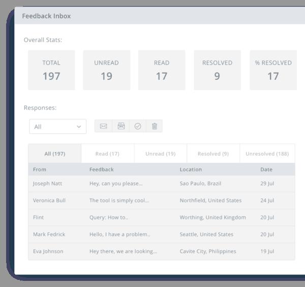 feedback-webengage