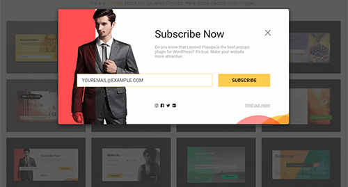 easysendy Grow Subscribers with Web Popup Forms