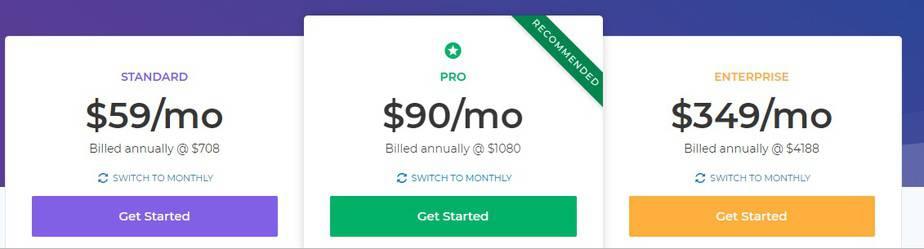 EeasyWebinar Pricing