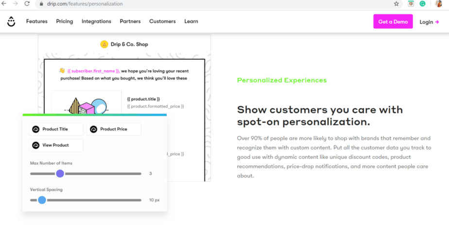 mailchimp automation and drip campaign