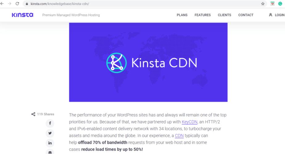 Comparison of Kinsta vs WP Engine WordPress Hosts 7