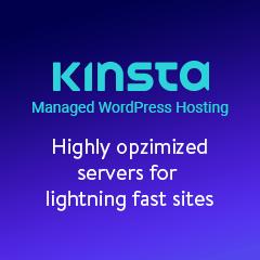kinsta wordpress hosting - managed wordpress hosting service - bit more costly than other hosting providers.