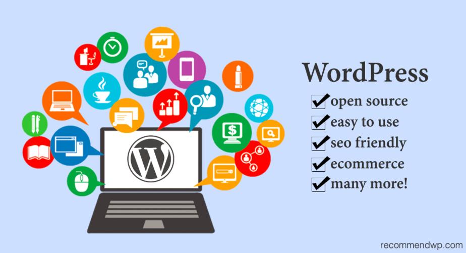 wordpress for content marketing