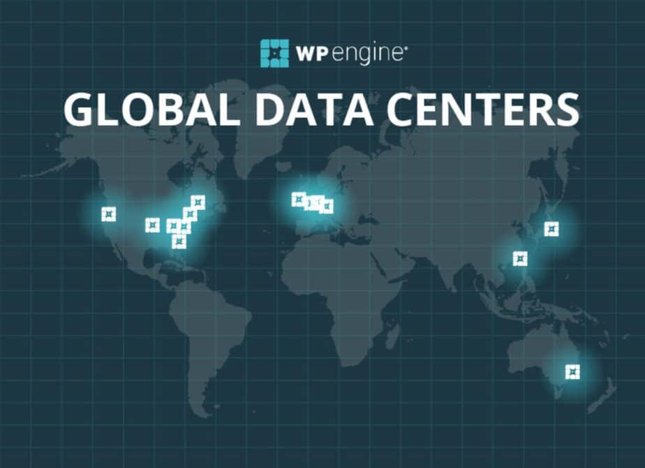wpengine review - new york data centers - great wordpress host - hosted wordpress