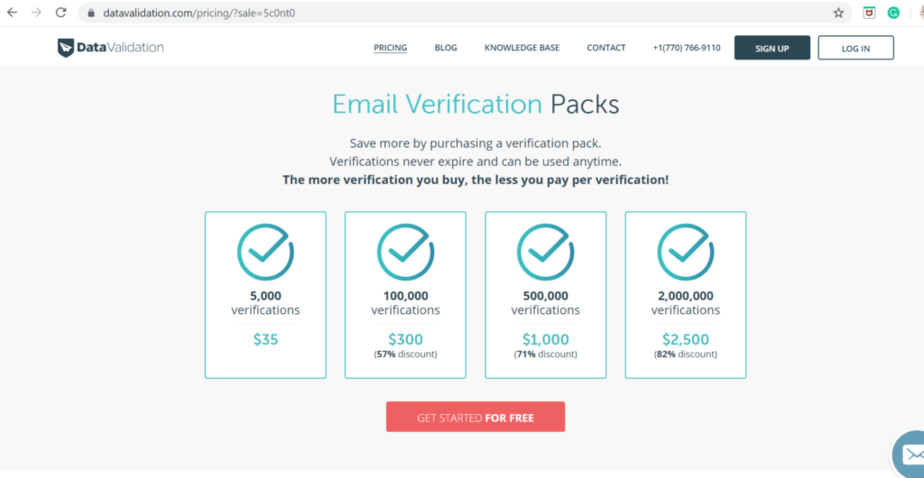 Top 6 Email List Cleaning and Validation Service to Verify Emails 6