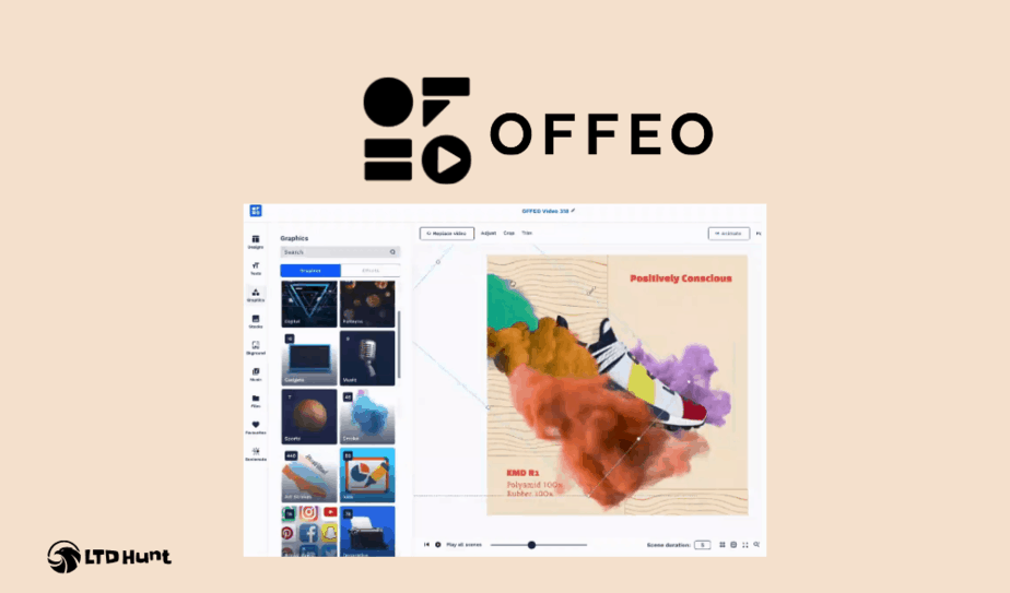 video editors for chromebook - offeo - video editing software for Instagram project - extensive recent  advanced tools - transitions and formats