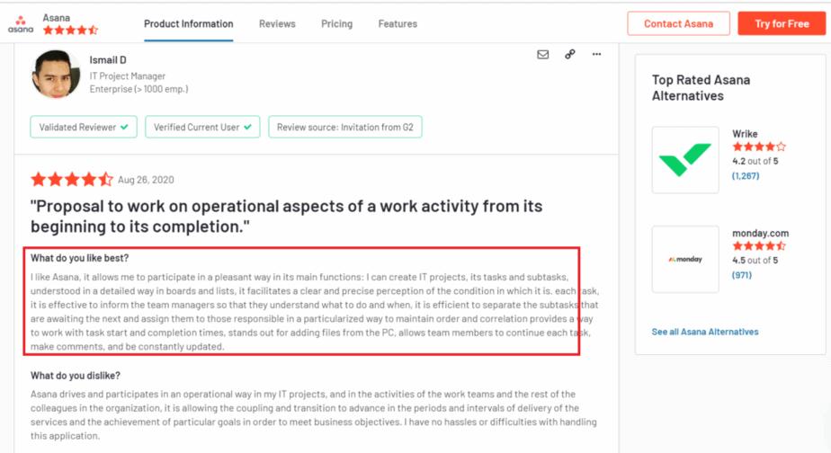 Wrike vs Asana - The Best of Team Management Application 3
