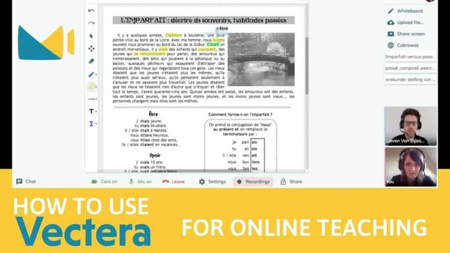 freelance management system - vectera