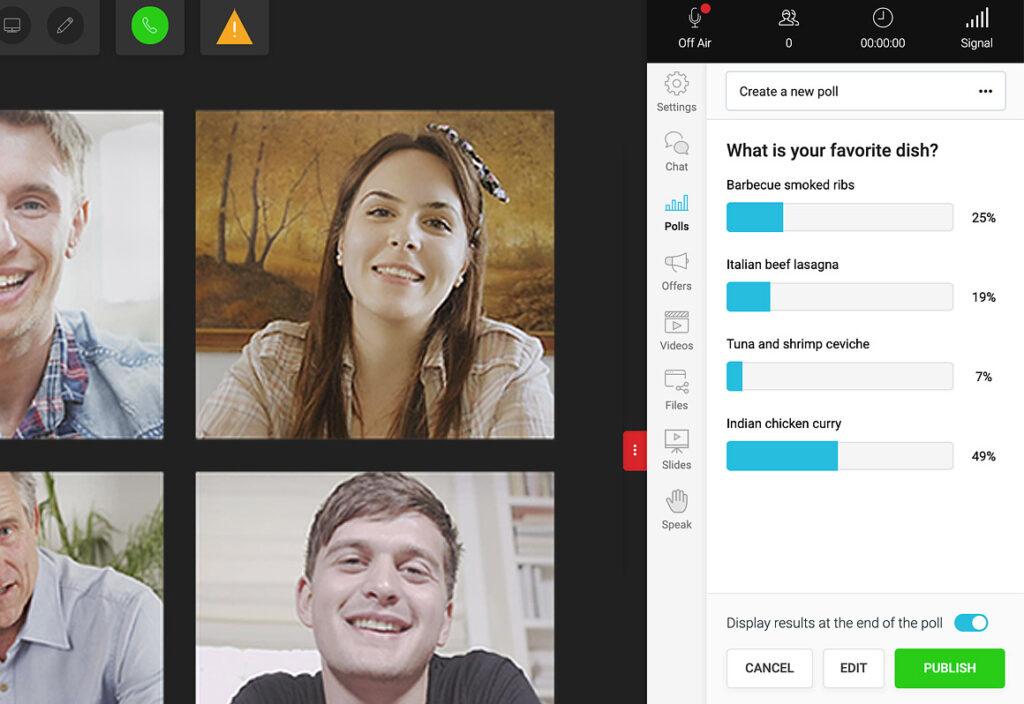 meetup alternative - webinar jam