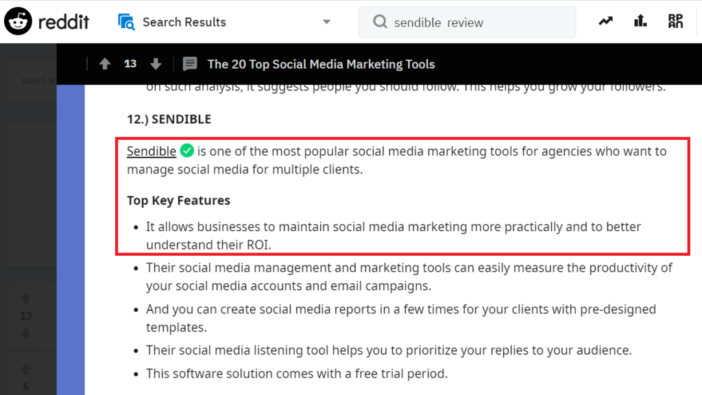 Sendible helps manage multiple brands and multiple social media platforms where you can schedule posts