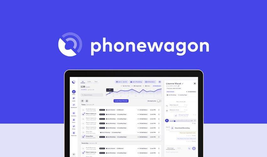 track incoming calls - phonewagon