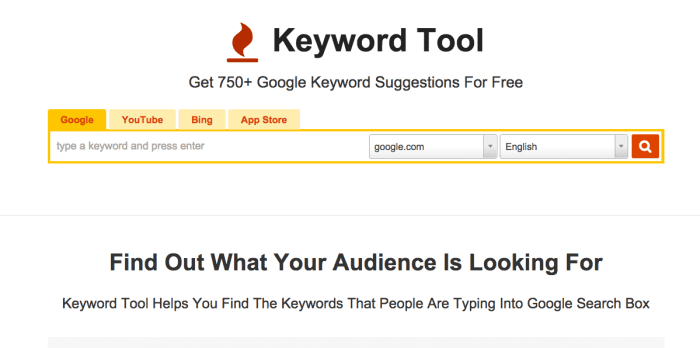 youtube marketing - keywordtool.io
