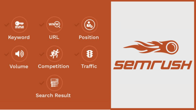 tools for content marketers - semrush - automation platform to get started