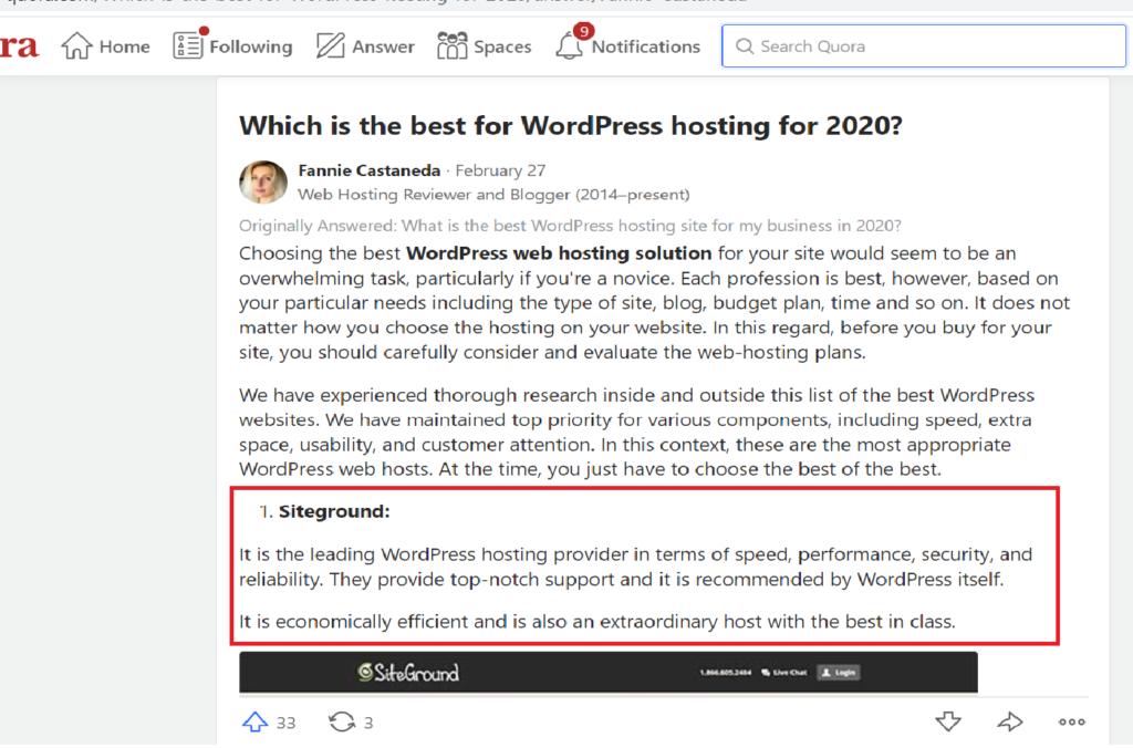 Kinsta vs SiteGround - Managed WordPress Hosting Comparison 1
