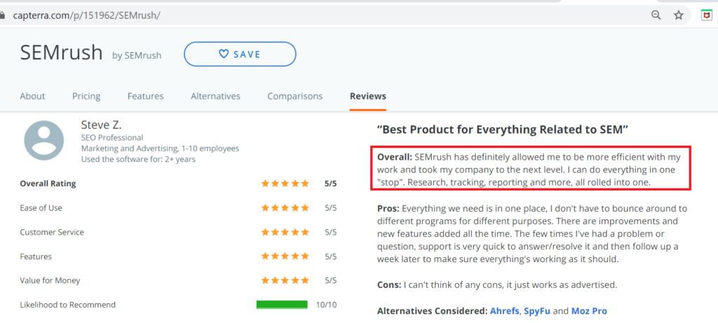 The Top 6 Ahrefs Alternative Marketing Teams Should Check Out 1