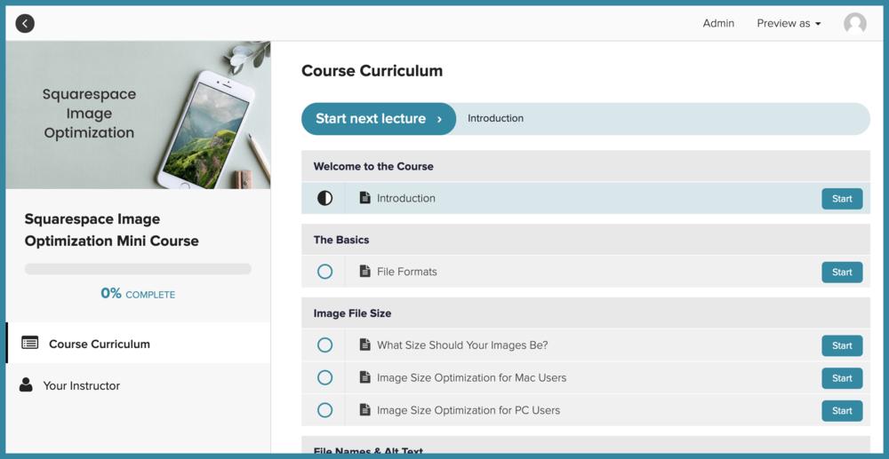 course management system - teachable