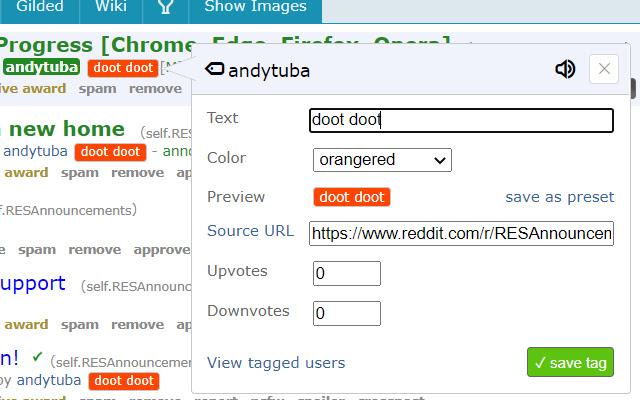 reddit marketing - reddit enhancement suite