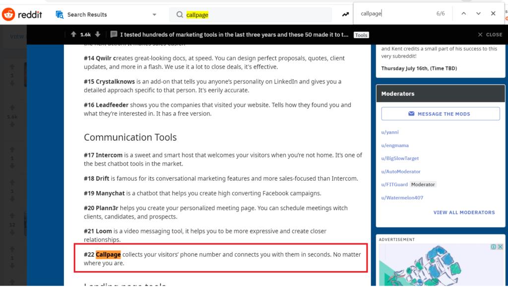 reddit best communication tools