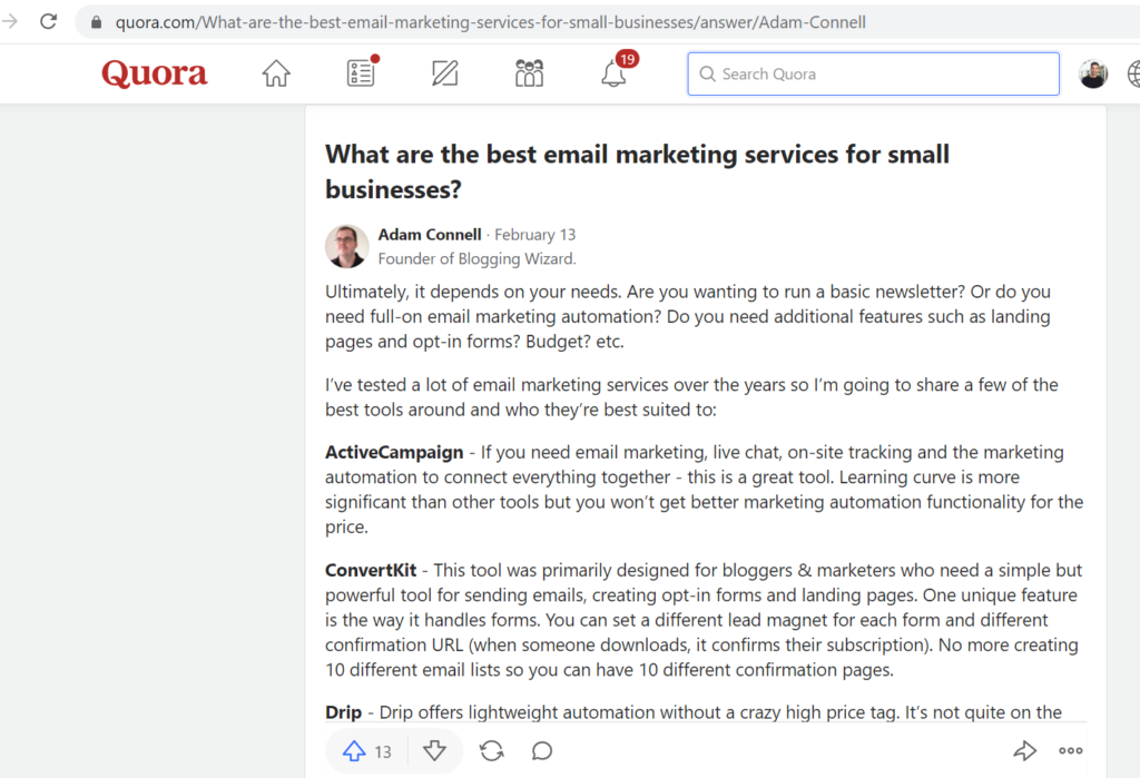 9 Best of Breed Email Marketing Automation Tools 4