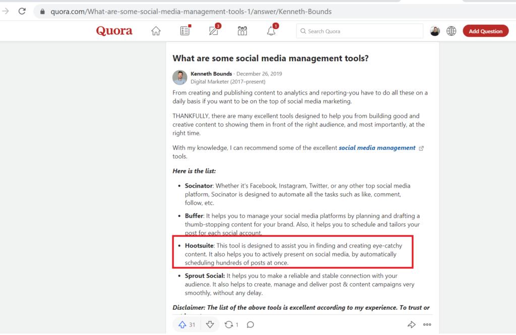 Agorapulse vs Hootsuite - Social Media Tools Comparison in Wild 4