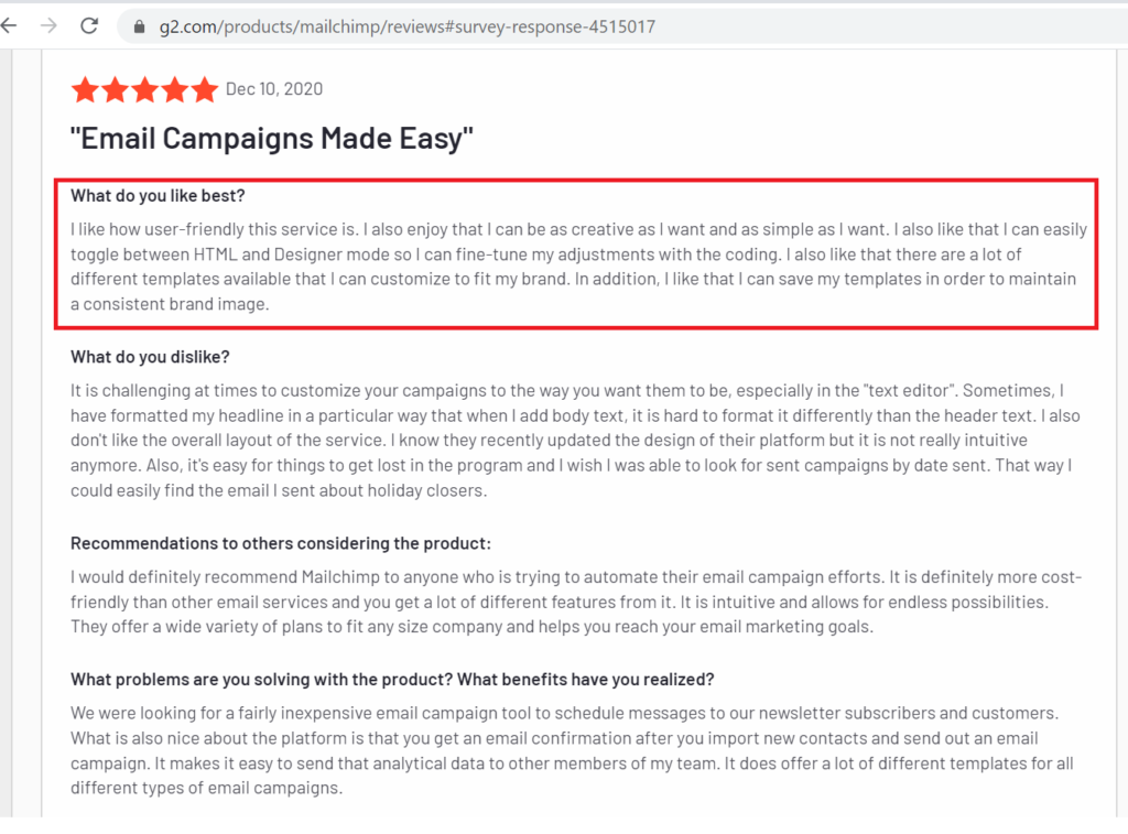 MailChimp vs Aweber - Best tool for the Professional Marketer 1