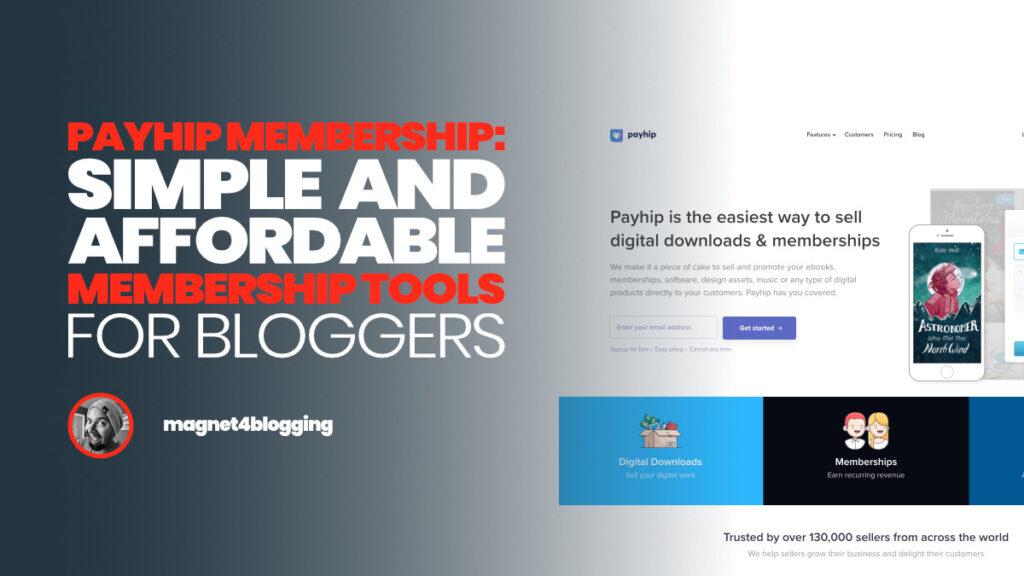 Wordpress alternative - payhip