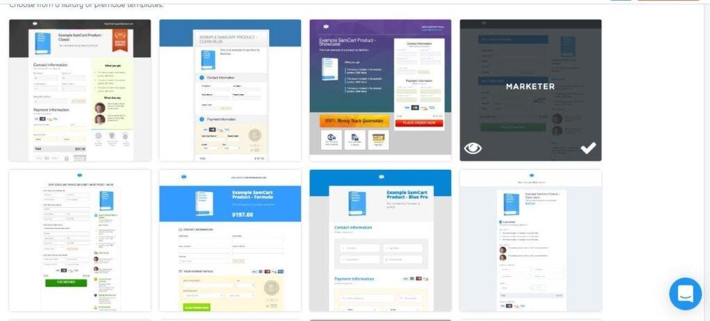 Wordpress alternative - samcart