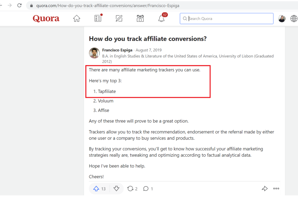 Tapfiliate - A Complete Affiliate Marketing Software for SAAS 2