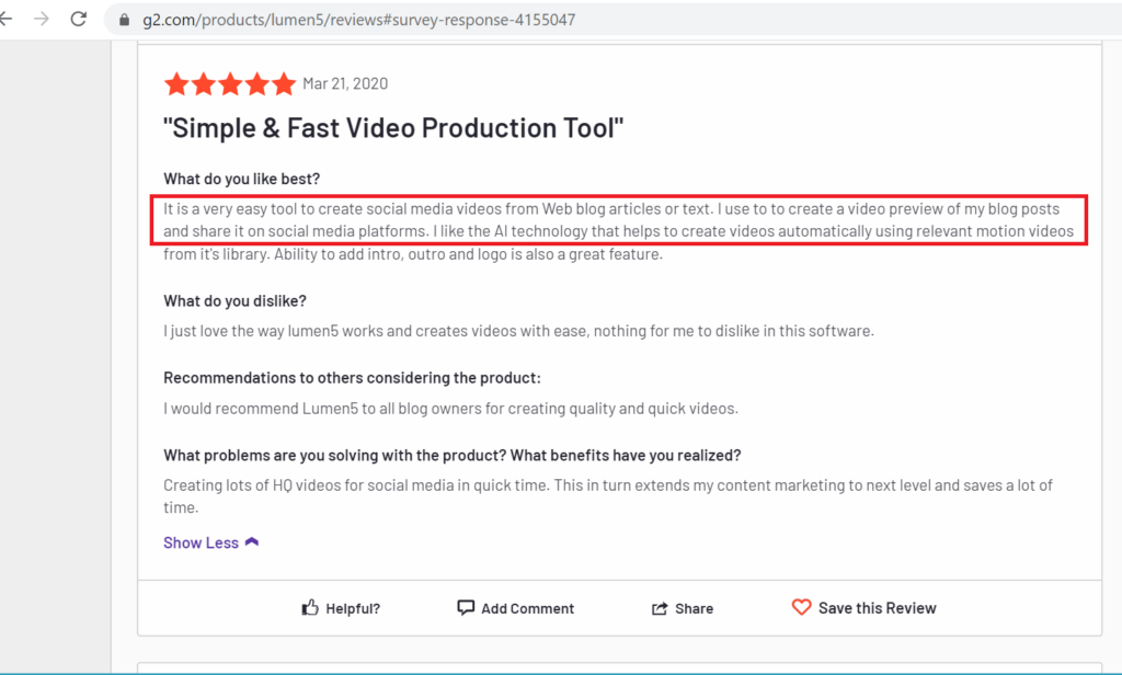 9 Exclusive Animoto Alternatives for Video 4